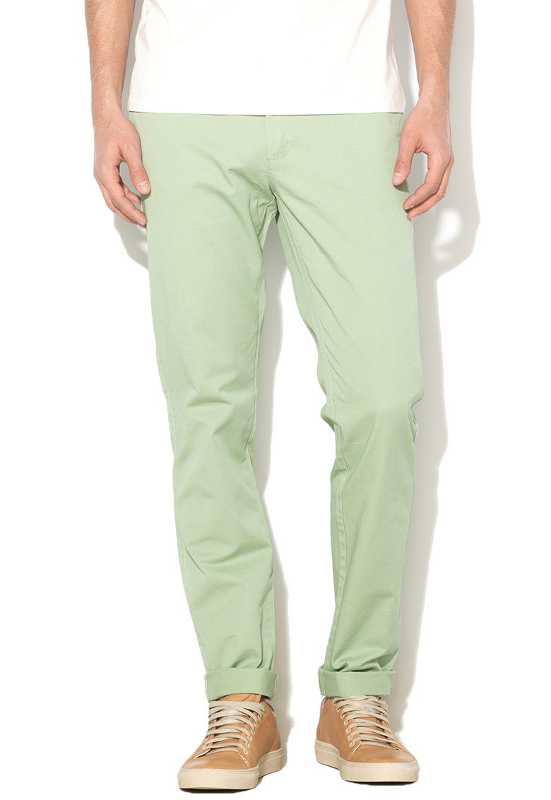 United Colors of Benetton Pantaloni chino slim fit 2