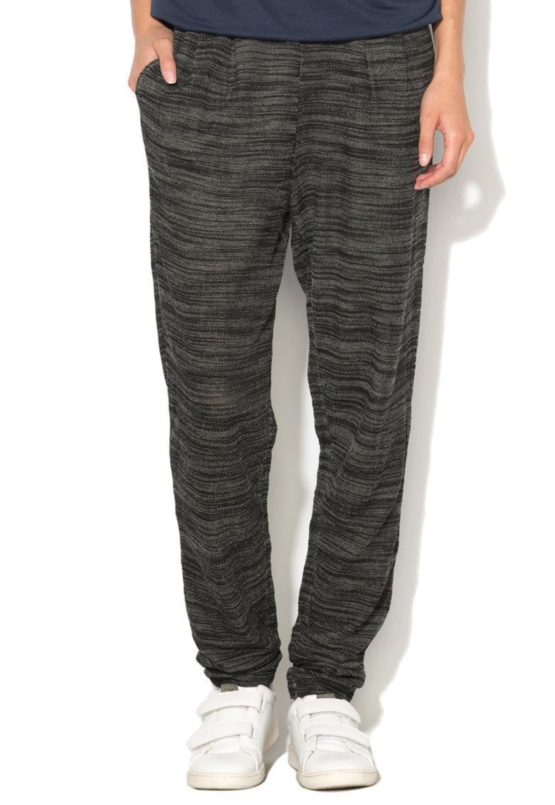 Pantaloni sport din jerseu cu talie elastica United Colors of Benetton