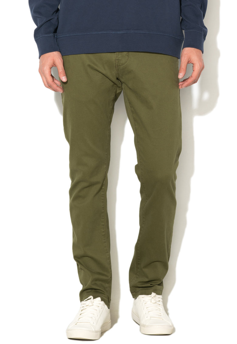 Mustang Pantaloni chino conici regular fit