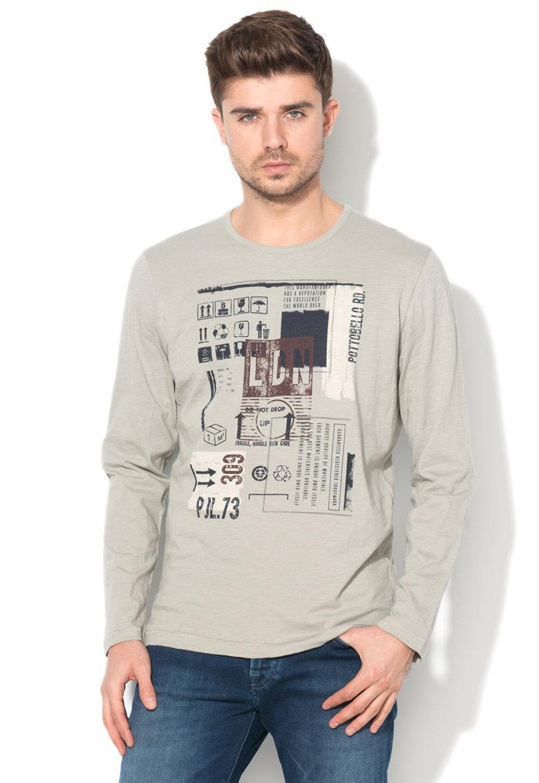 Bluza regular fit cu imprimeu grafic Pepe Jeans London