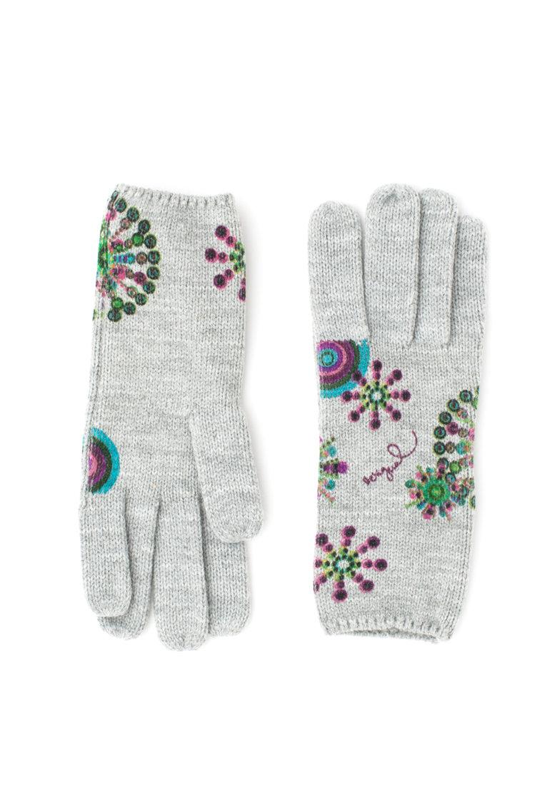 DESIGUAL Manusi tricotate cu mandale Constellation