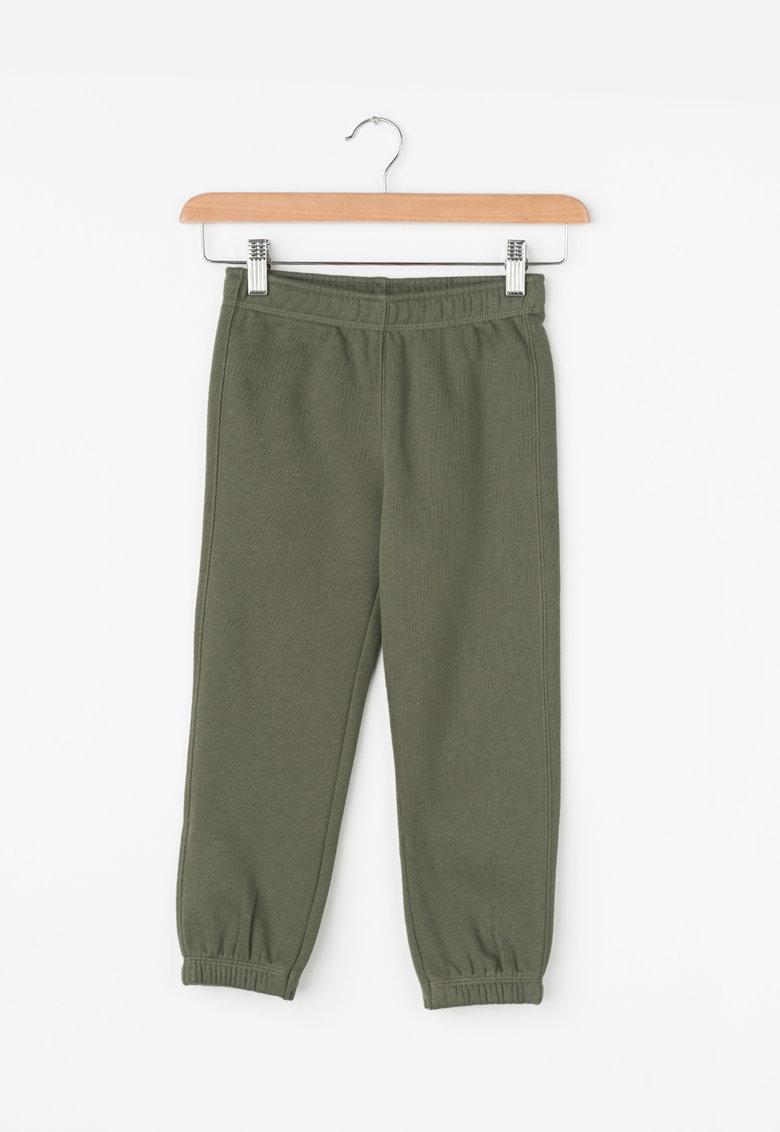 United Colors of Benetton Pantaloni sport cu buzunar pe partea din spate