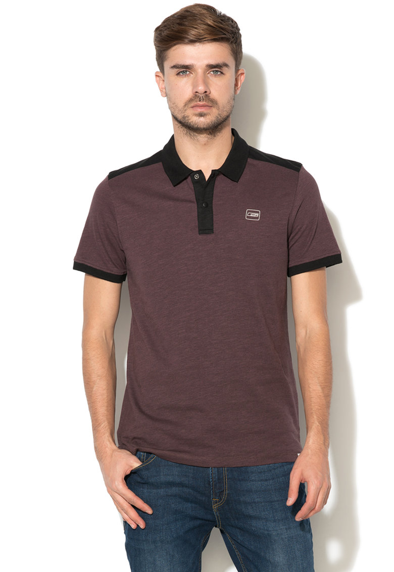 JackJones Tricou polo slim fit Tusk