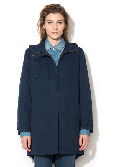 United Colors Of Benetton Jacheta parka bleumarin Femei