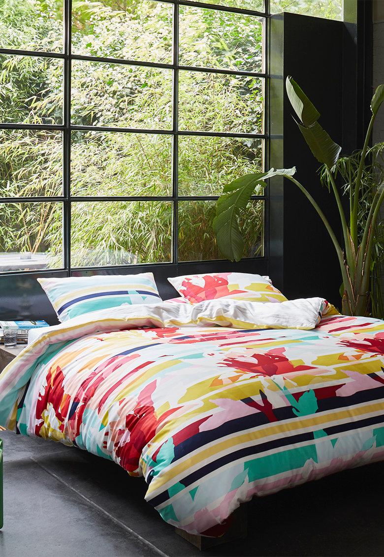 Set de pat Floria - Multicolor thumbnail