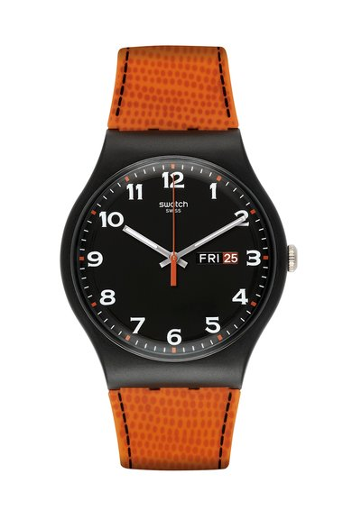 Swatch Ceas Swatch Faux Fox Strap