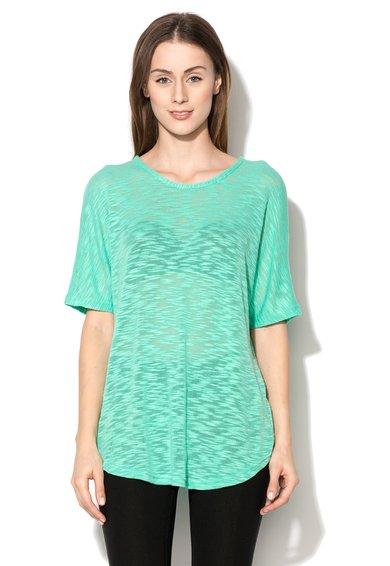 b.young Bluza verde menta din jerseu tricotat Laki