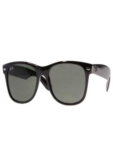 Ochelari de soare negri New Wayfarer