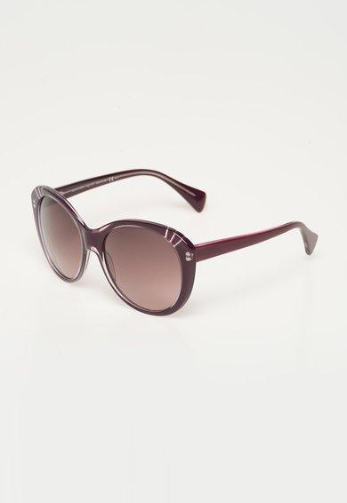 Ochelari de soare violet pruna inchis