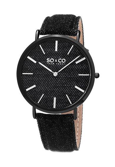 Ceas negru SoHo