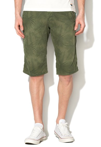 FashionDays.ro: Bermude verde avocado regular fit EDC by ESPRIT