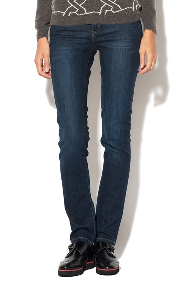 Big Star Jeansi albastri skinny fit Demi 404