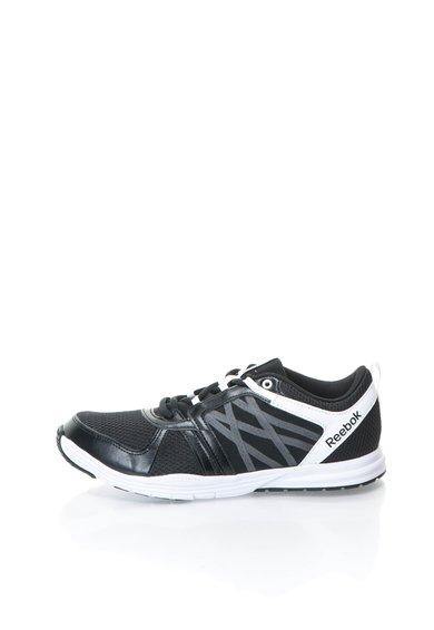 Reebok Pantofi negri pentru antrenament Sublite Studio