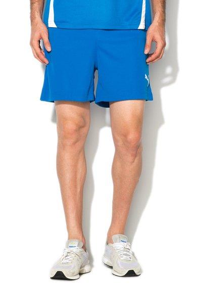 Puma Pantaloni scurti albastru aprins pentru fotbal Vencida