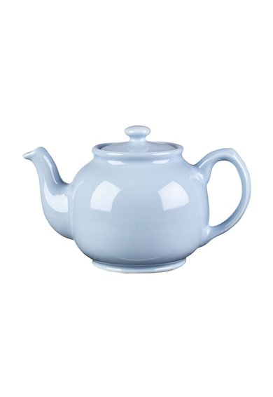 Ceainic albastru ceramic Caravan