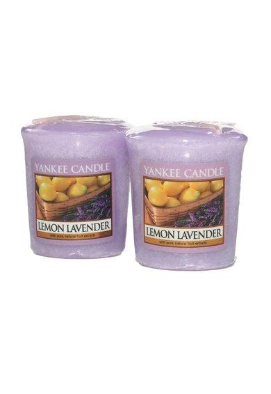 Yankee Candle Set de lumanari parfumate Lavender Lemon – 2 bucati