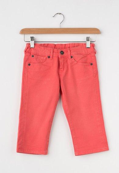 Jeansi crop corai Scarla de la Pepe Jeans London