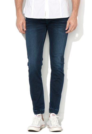 Pepe Jeans London Jeansi albastru inchis conici Sprint