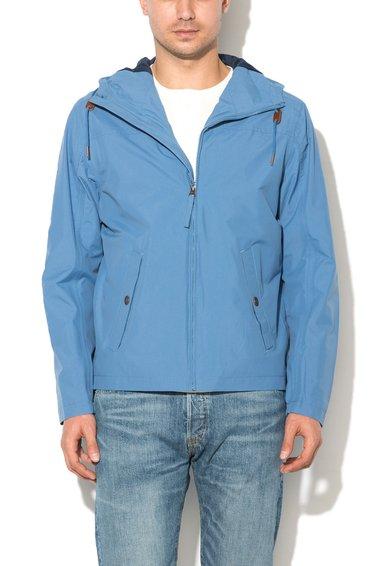 Jacheta impermeabila albastru pastel de la Timberland