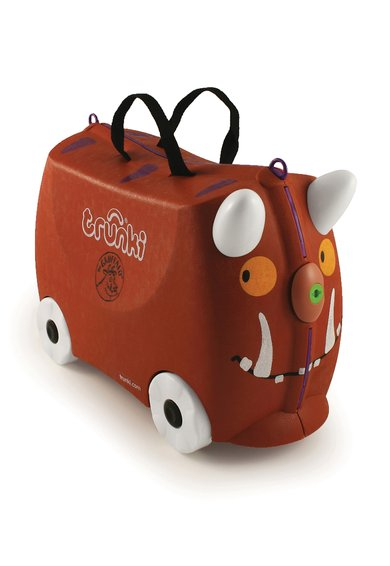 FashionDays.ro: Geanta de voiaj ride-on maro inchis Gruffalo Trunki