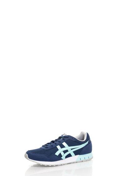 Pantofi sport bleumarin cu turcoaz Curreo