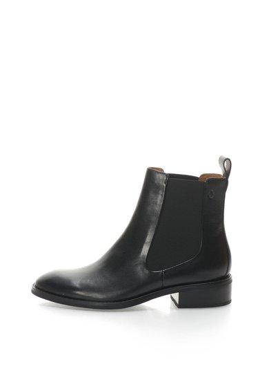 FashionDays.ro: Ghete Chelsea negre de piele Ava Vagabond Shoemakers