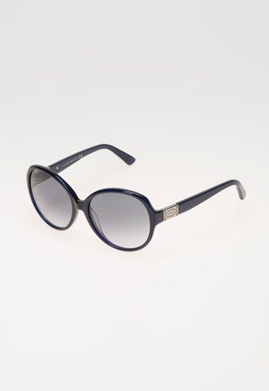 FashionDays.ro: Ochelari de soare rotunzi albastru inchis Tods