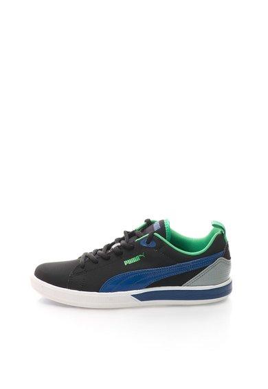 FashionDays.ro: Tenisi negru cu albastru Future Puma