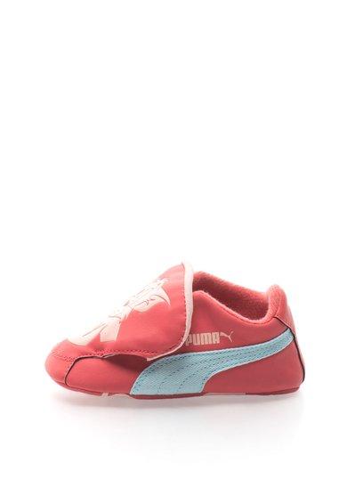 FashionDays.ro: Pantofi slip-on rosu capsuna Tom&Jerry Puma