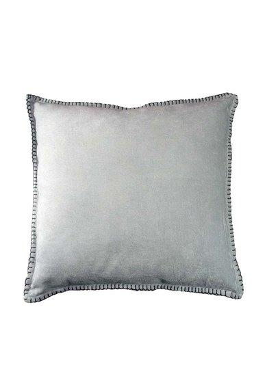FashionDays.ro: Perna decorativa gri perlat catifelata Elegance Sensei