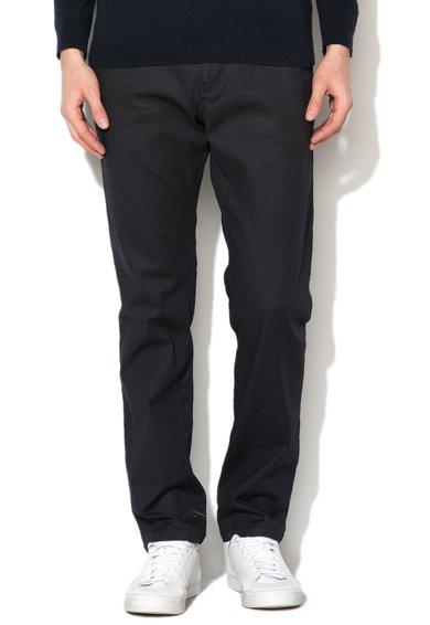 FashionDays.ro: Jeansi chino slim fit bleumarin inchis ESPRIT