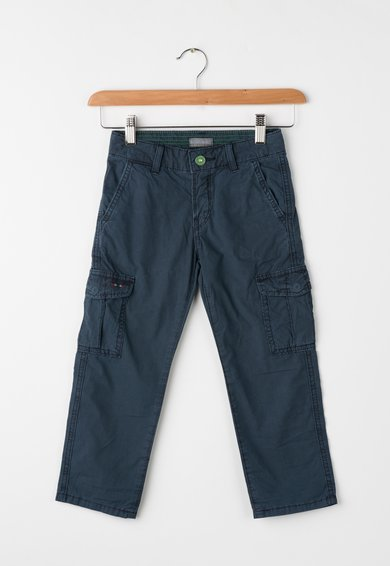 Napapijri Pantaloni cargo bleumarin inchis Moto