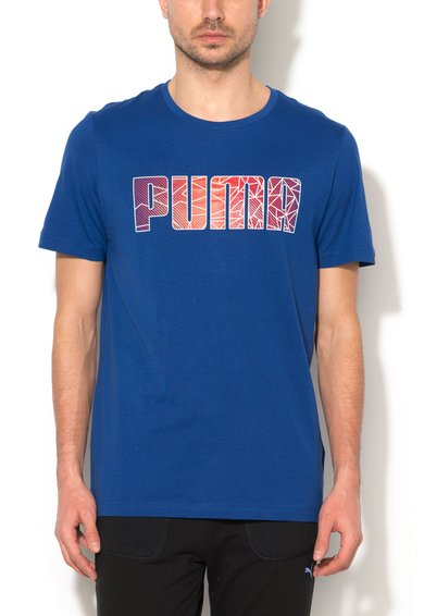 Puma Tricou regular fit albastru persan Fun