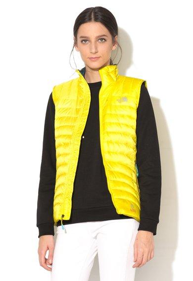 FashionDays.ro: Vesta galbena cu umplutura Thunder The North Face