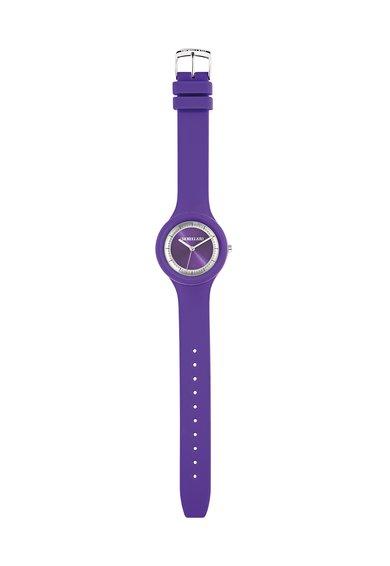 Morellato Ceas violet cu o curea din silicon Colours
