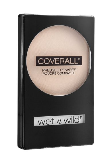 Pudra compacta E824B Light/Medium CoverAll de la WET N WILD