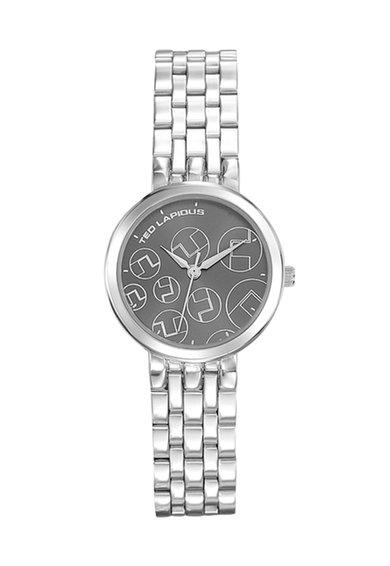 Ceas argintiu Signature de la Ted Lapidus