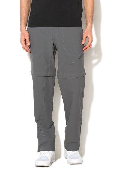 FashionDays.ro: Pantaloni gri convertibili Taggart The North Face