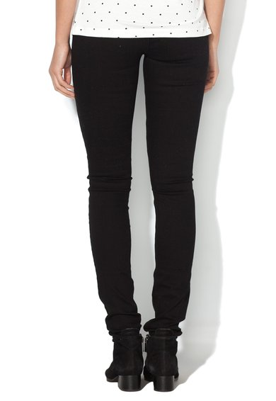 Only Jeansi skinny negri Pearl Femei image_2