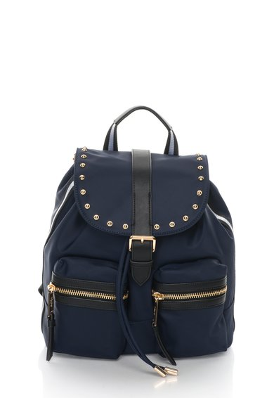 FashionDays.ro: Rucsac bleumarin inchis din material textil Mariposa Juicy Couture