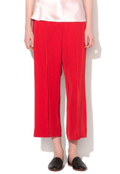 FashionDays.ro: Pantaloni culotte rosii Calenda Marella
