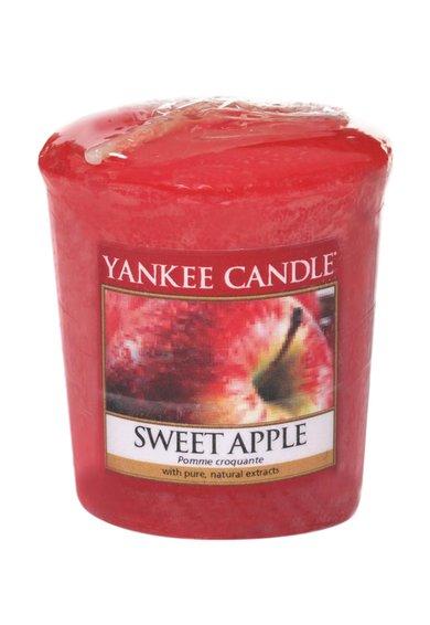 Yankee Candle Set de lumanari parfumate Sweet Apple – 2 piese