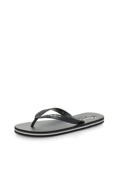 Pepe Jeans London Papuci flip-flop negri Swimming Barbati image_2