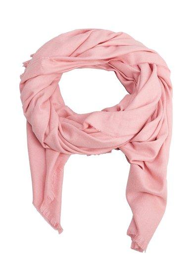 FashionDays.ro: Esarfa roz pastel Ken MANGO
