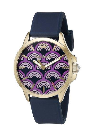 FashionDays.ro: Ceas bleumarin inchis cu auriu Jetsetter Juicy Couture