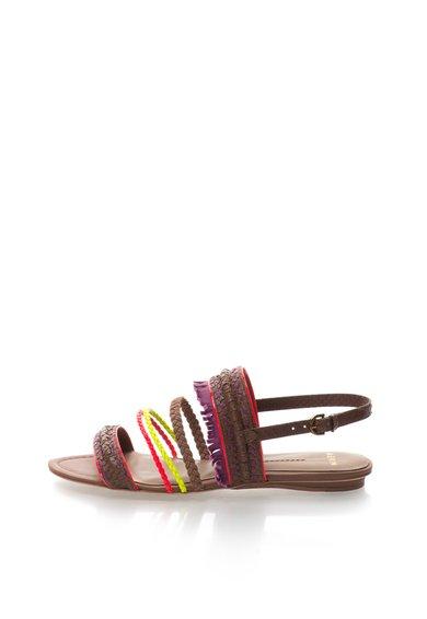 AERIN Sandale multicolore Luz