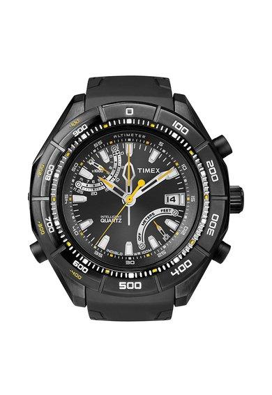 Timex Ceas negru Intelligent Quartz